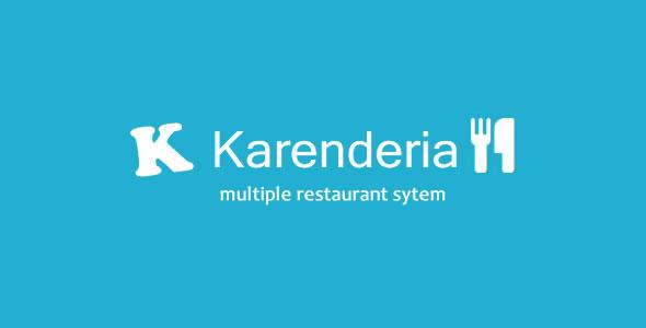 Karenderia v4.4 – Multiple Restaurant System PHP Script Download