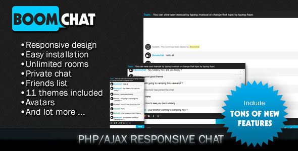 Php chat PHP