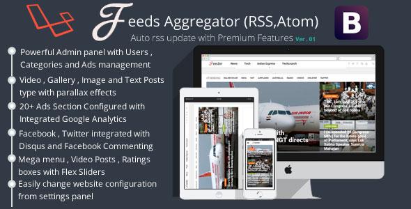 RSS Auto Pilot – One Click Site Builder PHP Script Download