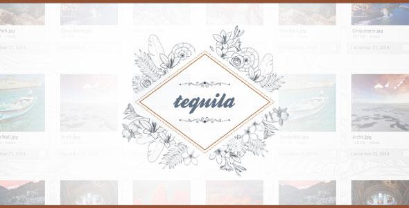 Tequila – File Hosting Script PHP Script Download