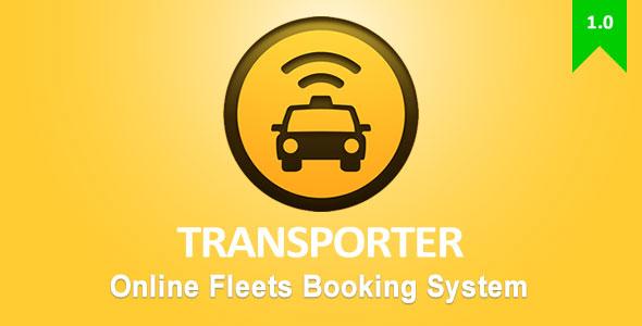 Transporter Script – Online Fleets Booking System PHP Script Download