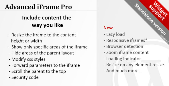 Advanced iFrame Pro PHP Script Download