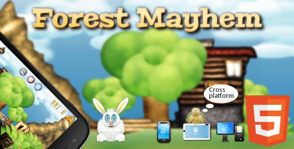 Forest Mayhem PHP Script Download