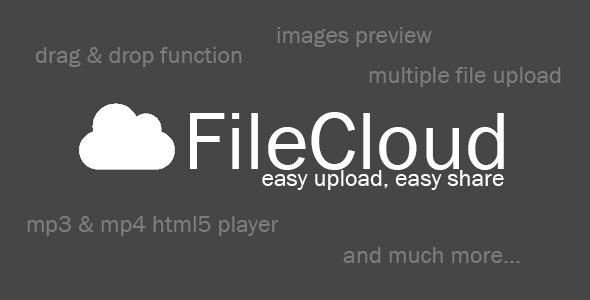 FileCloud PHP Script Download