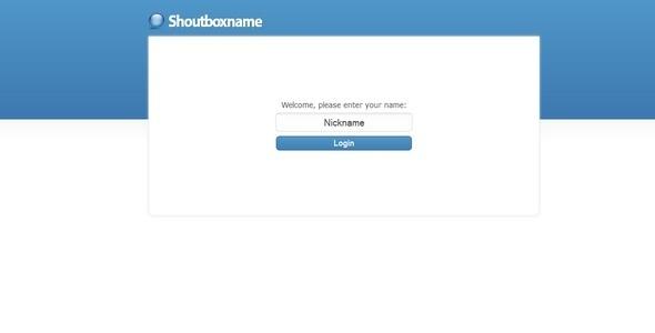 Shoutbox PHP Script Download
