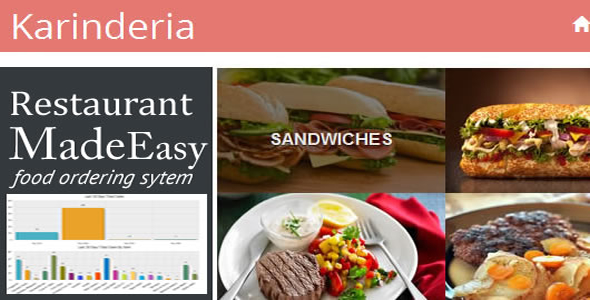 Restaurant Made Easy PHP Script Download