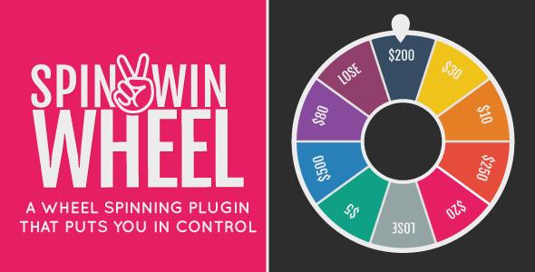Spin2Win Wheel – Spin It 2 Win It! PHP Script Download