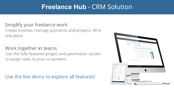 FreelanceHub – Complete Freelancing Solution PHP Script Download