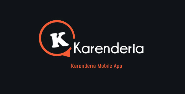 Karenderia Mobile App v1.3.4 PHP Script Download