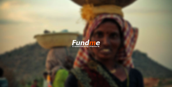 Fundme – Crowdfunding Platforms PHP Script Download