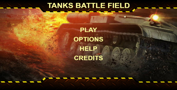 Tanks Battle Field – HTML 5 Game PHP Script Download