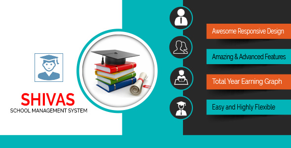 Shivas School Management System PHP Script Download