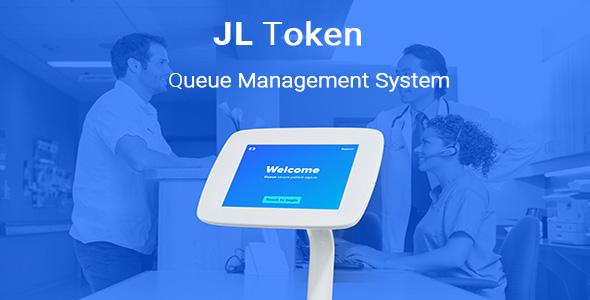 JL Token – Queue Management System PHP Script Download