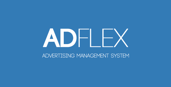 AdFlex – advertising management system PHP Script Download