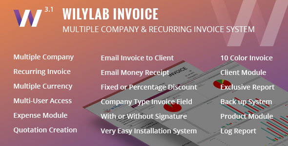 Simple Invoice Manager V3 6 10 Invoicing Made Easy Php Script Horje