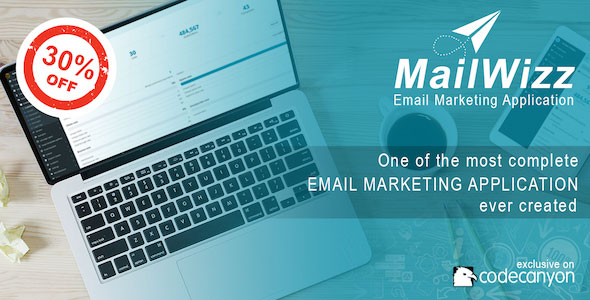 MailWizz v1.4.3 – Email Marketing Application PHP Script Download