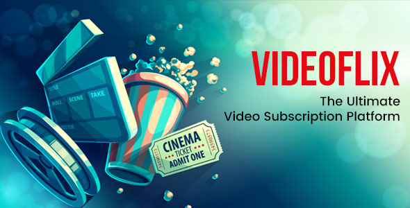 Videoflix – Tv Series Movie Subscription Portal Cms PHP Script Download