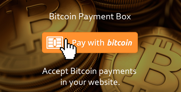 Bitcoin Payment Box PHP Script Download