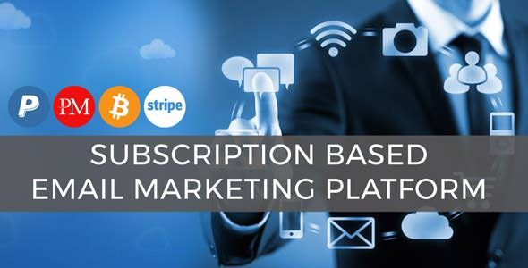 mBiz – Subscription Based Email Marketing CMS PHP Script Download