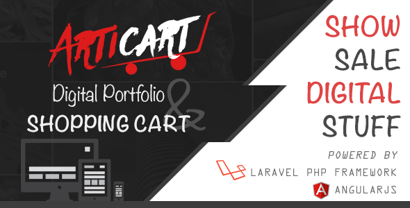 Articart v1.3.0.2 – Digital Products Downloads Shopping Cart PHP Script Download
