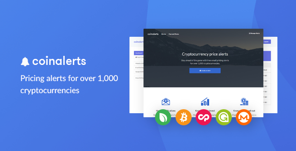 Support How to get support on CoinAlerts – Price alerts for 1,000 Cryptocurrencies PHP Script